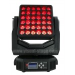VS-36 X 15W Matrix LED Moving Head Light