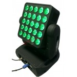VS-25*12W QUAD Cree LED Array Beam Moving Head Light