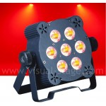 VS-7X10W 6 in 1 indoor use led par