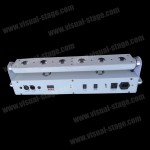 6*18W RGBWA + UV LED Battery Wireless DMX Wall Washer Lighting