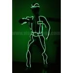 VS-C03 EL Jumpsuit Light Costume