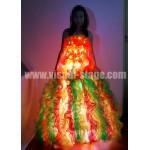 VS-C06 Colorful LED Dress