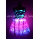 VS-C07 Full Color LED & Fiber Optic Light Costumes