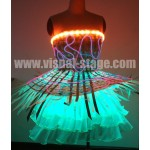 VS- C12 Full Color LED & Fiber Optic Light Costumes