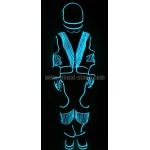 VS-C34 EL wire Jumpsuit Light Costume