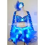 VS-C35 Full Color LED & Fiber Optic Light Costumes