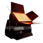 VS-180X3W 3 in 1 LED City Color Light With barndoor