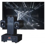 VS-4 x 10W Infinite Mini LED Moving Head Light